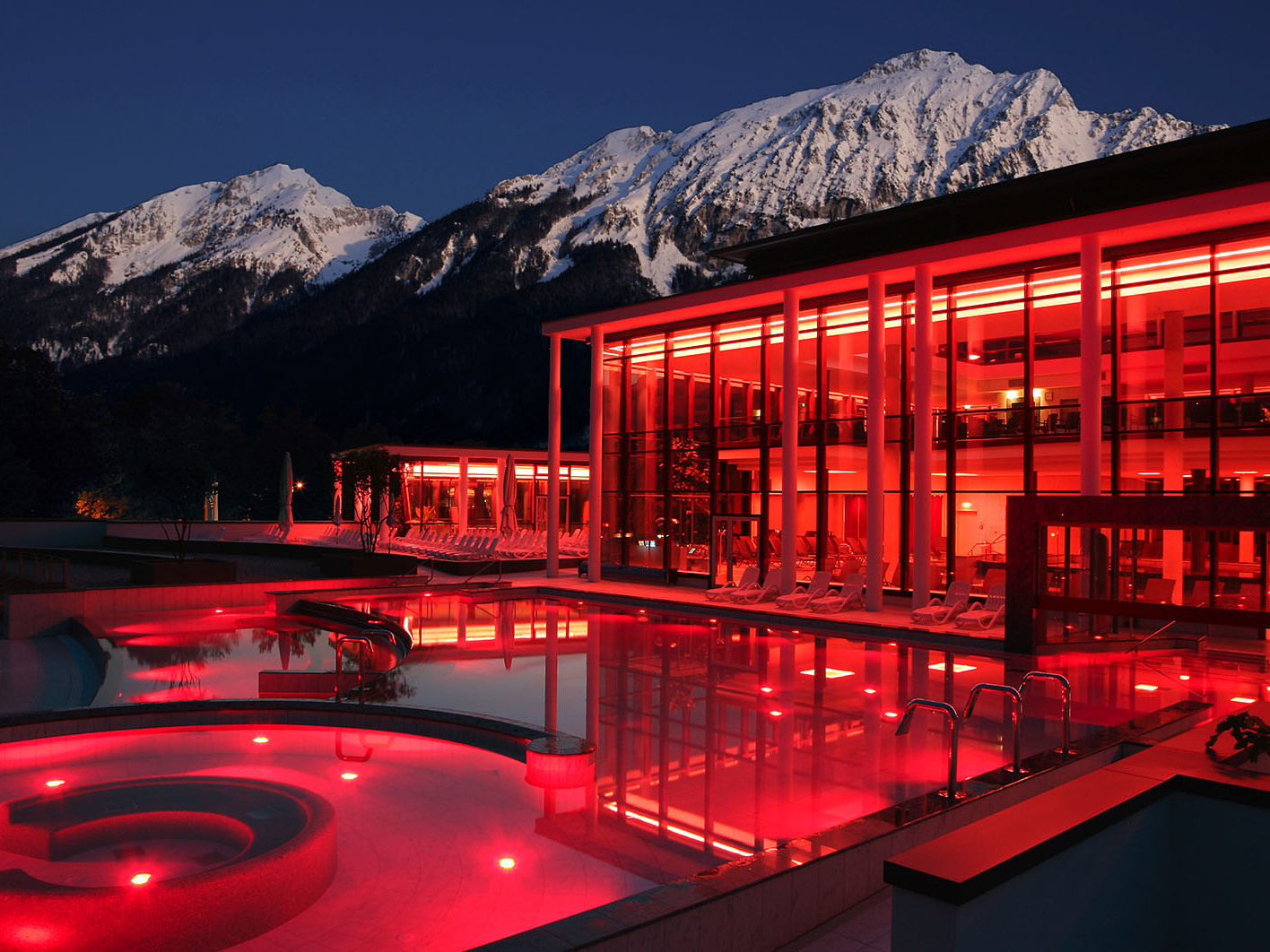 Rupertus-Therme in Bad Reichenhall